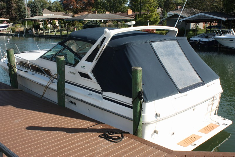 340 Sea Ray Express Cruiser 1987